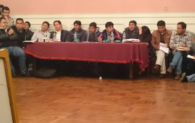 Envían a Chonchocoro a presidente de Fencomin y a otros cuatro cooperativistas acusados de la muerte de Illanes