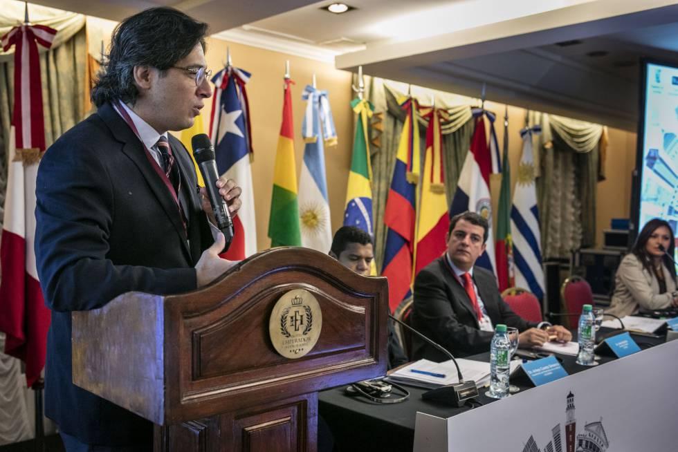 El ministro Germán Garavano abre en Buenos Aires el Encuentro sobre el futuro de la Justicia en Sudamérica.