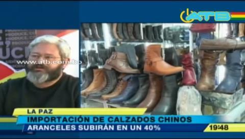 Ropa china inunda el comercio de La Paz