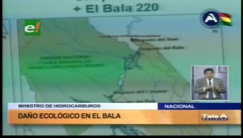 Proyecto El Bala causará daño ambiental de 1,9%