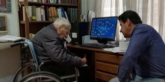 Sacerdote Gramunt presenta libro sobre el acoso judicial que acabó con la vida de Bakovic