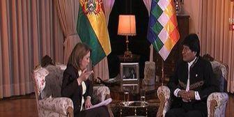 Evo Morales: 'El Viceministro (Illanes) ha sufrido más que Cristo'
