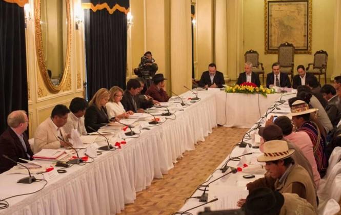 Consejo recuerda que el 14 de septiembre vence plazo para designar delegados a la comisión del pacto fiscal