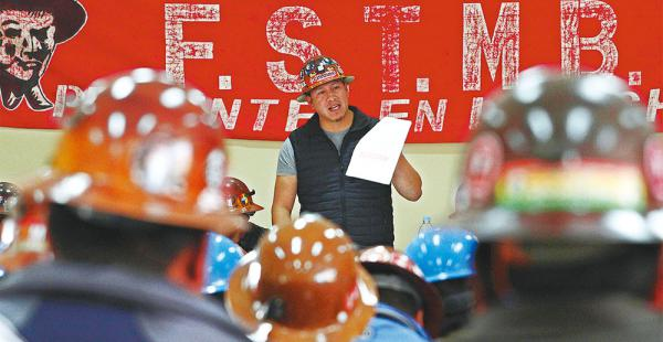 El Estado defenderá sus argumentos para revertir las áreas mineras en manos de cooperativas