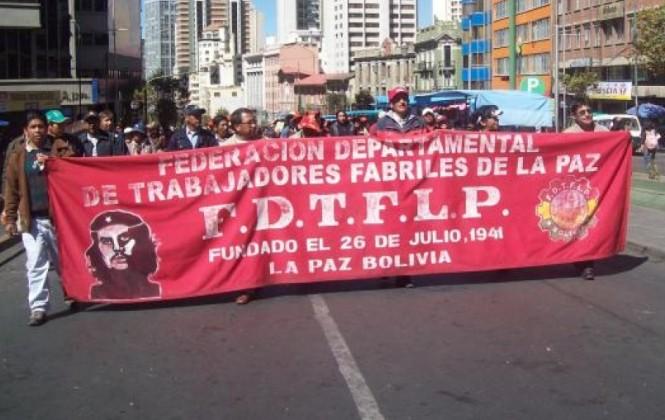Extrabajadores de Enatex volverán a las calles para exigir fuentes de trabajo