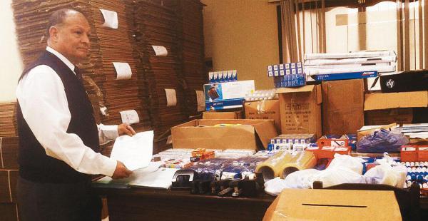 La Corte Electoral señaló que las elecciones seguirán su curso y que el material electoral ya está listo