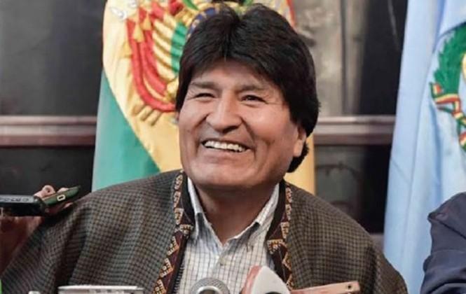 Evo Morales asegura que no consume Coca Cola desde hace cinco años