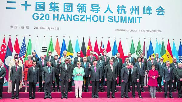 Compromiso. La producción de acero de China es el gran responsable del desequilibrio global y genera problemas.