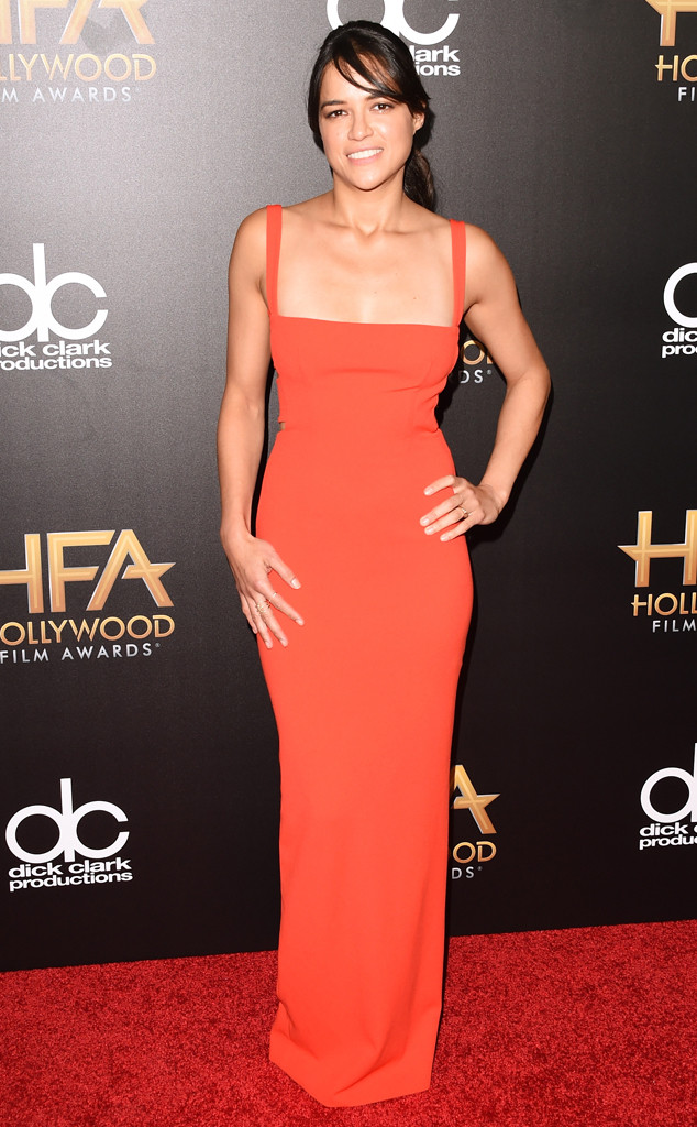 Michelle Rodriguez, Hollywood Film Awards