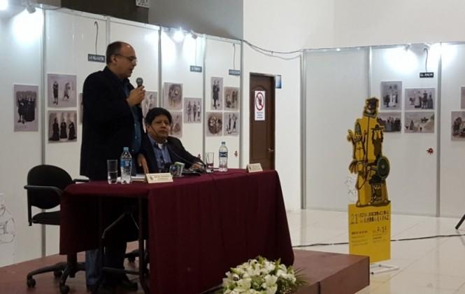 """Ferreira considera que en Bolivia los medios """"atacan al Gobierno"""" y los opositores """"acompañan"""""""