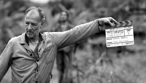 El cineasta alemán Werner Herzog. Foto: http://www.colombiainforma.info