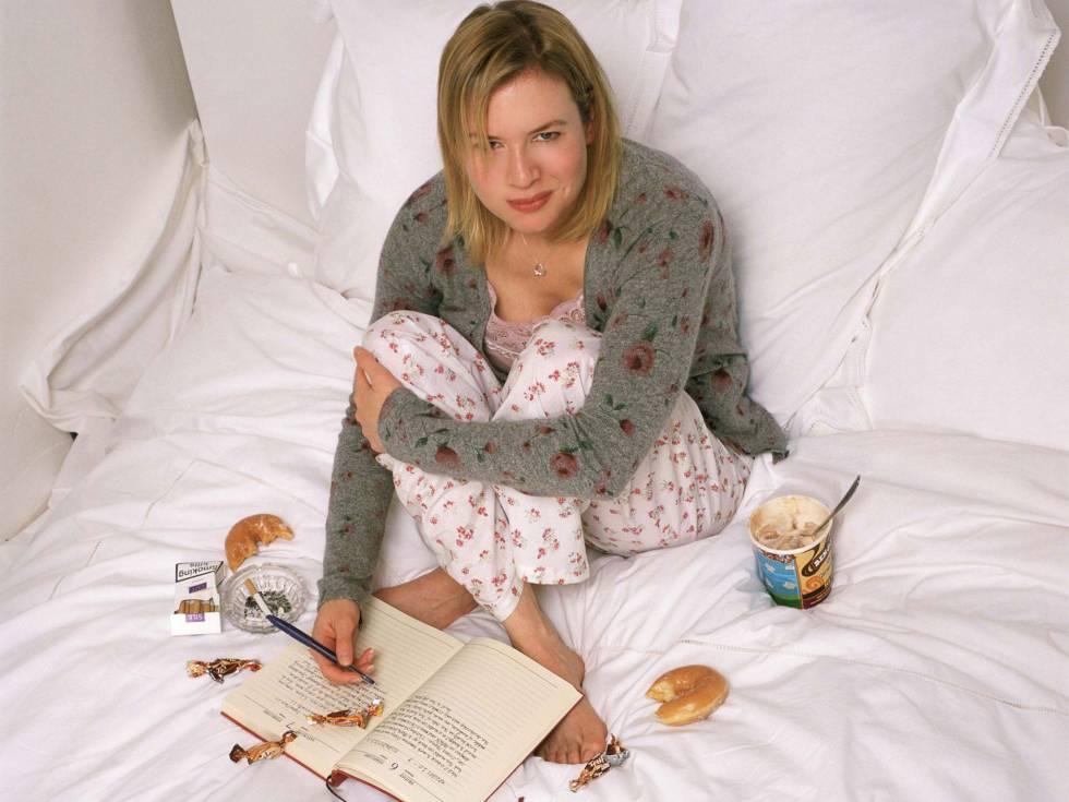 Bridget Jones es esa mezcla maravillosa de imperfecciones, bondad, fuerza de voluntad y determinación.