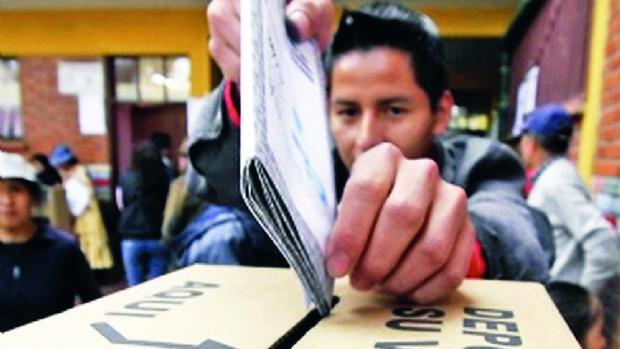 El 61% opina que Morales no acatará el resultado del 21F