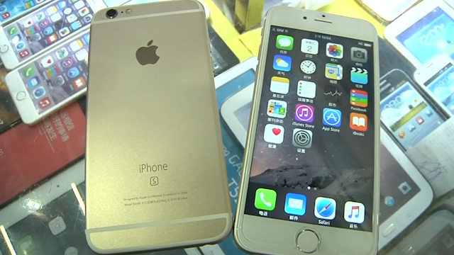 iPhone 6s falso