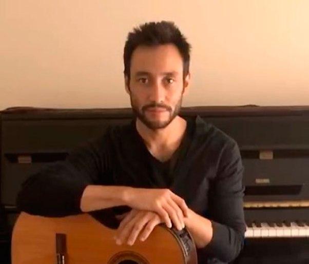 Luciano Pereyra - El mensaje de Luciano Pereyra