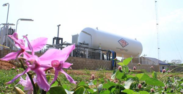 La entrega de la estación de regasificación y las conexiones de gas domiciliario en la región chiquitana forman parte del programa de festejos por la efeméride departamental de Santa Cruz.