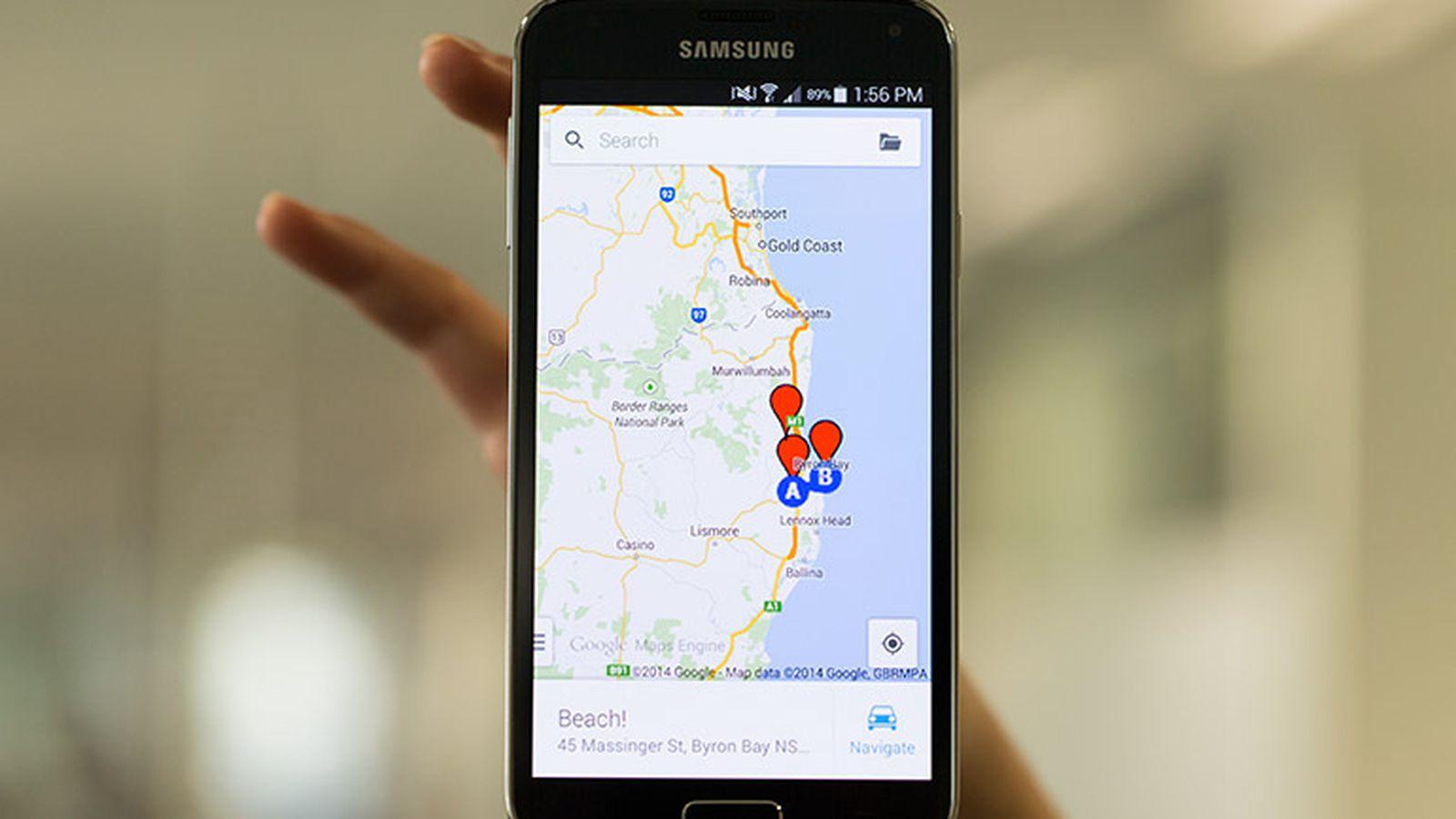 Resultado de imagen para Google Maps ahora te lleva a tu siguiente junta más fácil