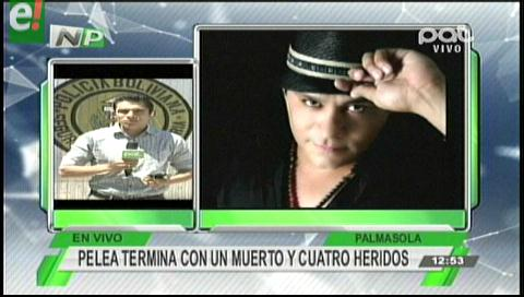 Asesinan en la cárcel a ex integrante de Jake Mate, Mauricio Baldelomar