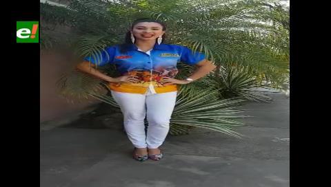 Reina del Carnaval cruceño 2017 invita al Blooming Fest