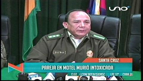 Informe de la Policía: Pareja murió intoxicada en el interior de un motel