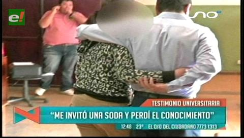 Santa Cruz: Denuncian a docente universitario por violación