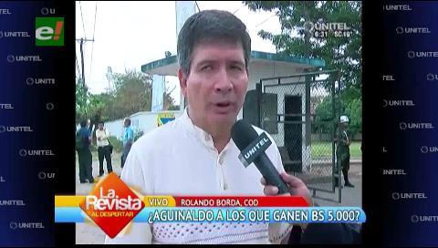 Doble aguinaldo: COB se apoya en el decreto y esperará datos del INE