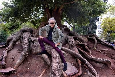 """Billy Bond cree que el rock actual """"se vendió"""" / Pepe Mateos."""