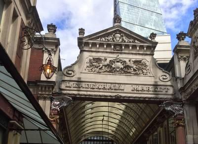 Leadenhall Market, Londres