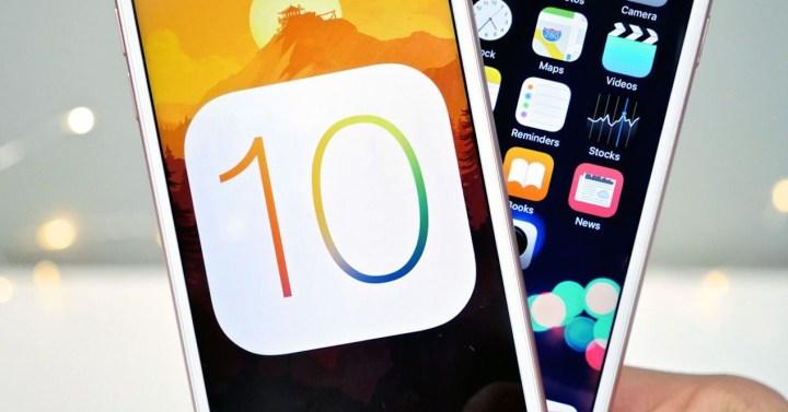 batería iOS 10