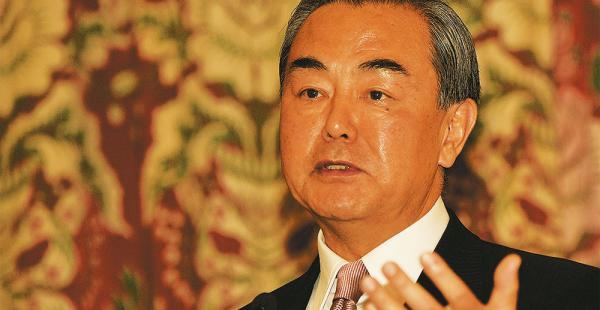 El canciller chino, Wang Yi, llegará hoy por la madrugada al país. A las 8:00 se reunirá con Evo Morales
