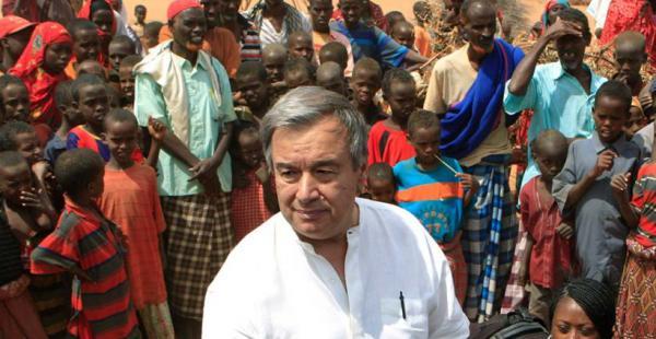 António Guterres obtuvo la mayor votación para ser el nuevo secretario general de la ONU