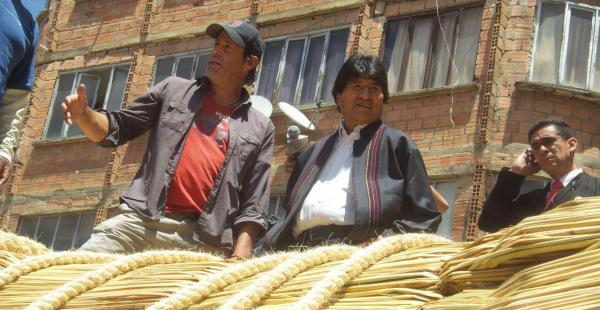 El primer mandatario explicó que se intentaron varios acercamientos con el Gobierno chileno, pero sin éxito.