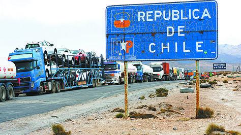 Bolivia reclamó ante la ONU que Chile vulnera derechos fundamentales de transportistas. Foto: Archivo
