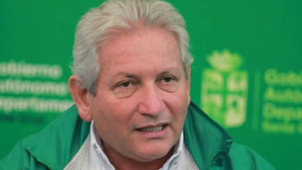Resultado de imagen para Fiscalía presenta acusación formal en contra de Rubén Costas por malversación, incumplimiento de deberes y conducta antieconómica