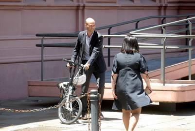 El Ministro de Transporte, Guillermo Dietrich, expondrá sobre movilidad y desarrollo sostenible. Foto: DyN