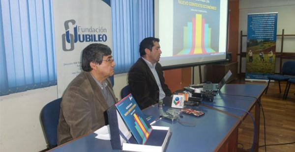 Esta mañana la Fundación Jubileo presentó un informe con aportes de expertos economistas
