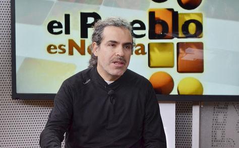 El vicecanciller Juan Carlos Alurralde participa del programa