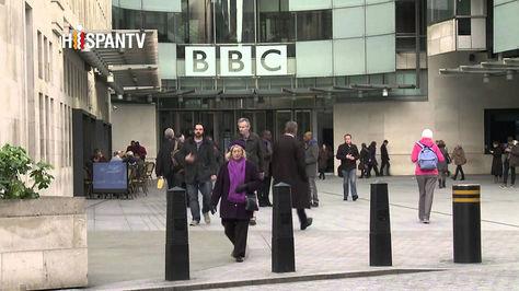 Instalaciones de la BBC Londres. Foto: YouTube