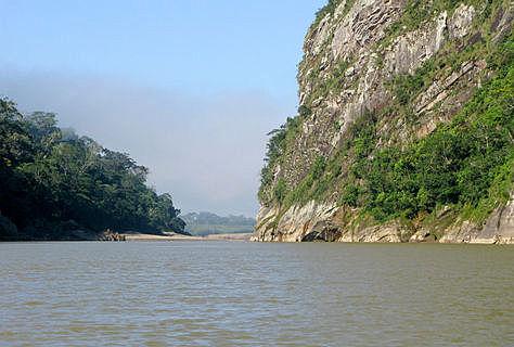 Vista general de la represa de El Bala. Foto: Empresa Comercial San Miguel del Bala.