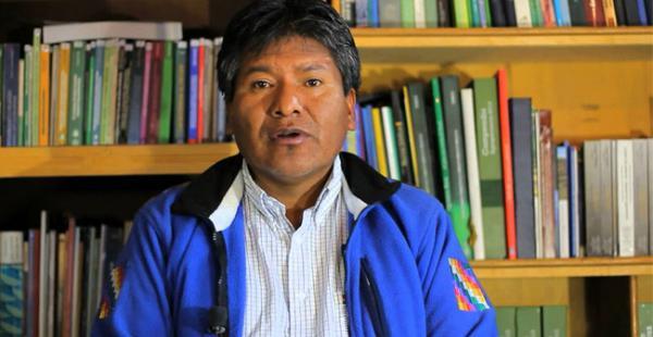 El gobernador de Oruro quiere erradicar la impuntualidad de su gestión