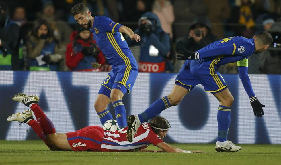Rostov – Atlético de Madrid en vivo