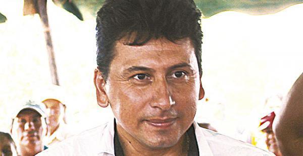 Fabio López, alcalde de San Matías, reclama mayor presencia policial en este municipio