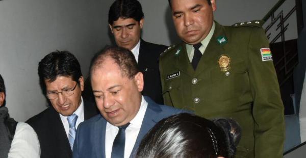 La pasada semana la autoridad se excusó de asistir al Ministerio Público, debido a que cumplía otras actividades.