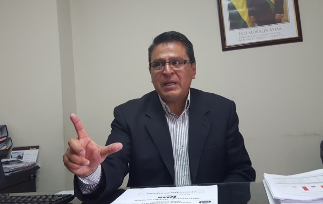 Gobierno indemniza con 21 millones de bolivianos del seguro agrario a 25 mil familias
