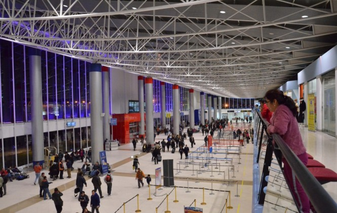 El aeropuerto internacional de El Alto está entre los cinco peores de Sudamérica