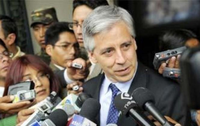 "Multa argentina: Vice asegura que Bolivia intentará ""recuperar rezago"" de producción de gas"