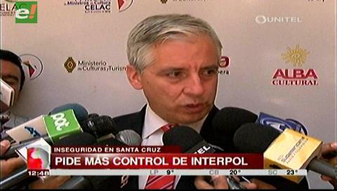 Inseguridad: Vicepresidente pide más control en el ingreso de extranjeros al país