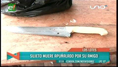 Los Lotes: Joven muere acuchillado en una pelea callejera