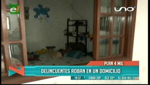 Fueron encañonados y echados boca abajo: Familia sufre robo armado dentro de su propia casa