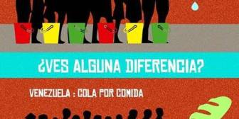 Sin agua: el evismo sigue el camino del chavismo